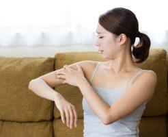 湿疹のスピリチュアルメッセージ