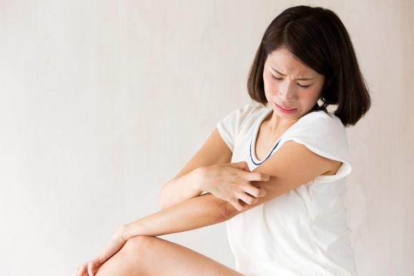 スピリチュアル 蕁麻疹